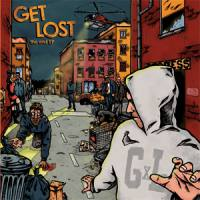 "The End 7"" Ep de Get Lost - Hardcore"