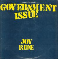 Joy Ride de Government Issue - Hardcore
