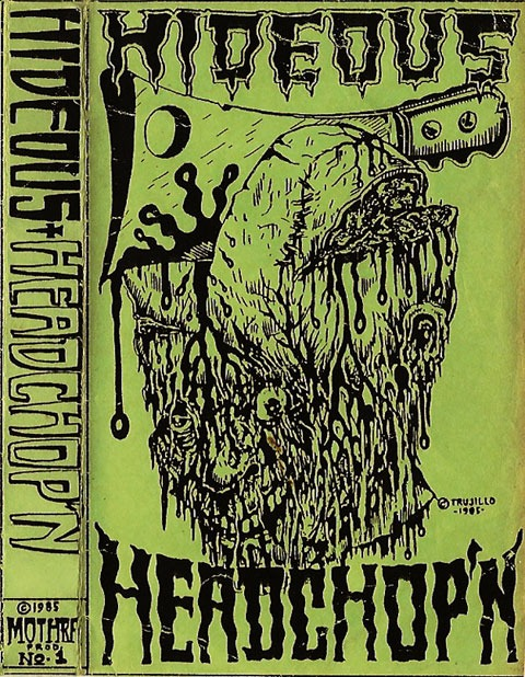 Hideous Headchop' N - Compiltation/Split