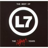 The Slash Years de L7 - Punk-Rock