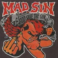 God Save The Sin (réedition) de Mad Sin - Psychobilly