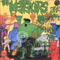 The Mutant Monkey and the Surfers from Zorch de Meteors - Psychobilly