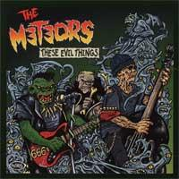 These Evil Things de Meteors - Psychobilly