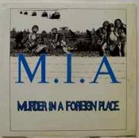 Murder in a Foreign Place de MIA - Punk-Rock