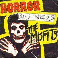 Horror Business de Misfits - Punk-Rock