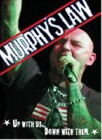 Up with Us...Down with Them (DVD) de Murphy's Law - Punk-Rock