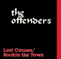 Lost Causes de Offenders - Punk-Hardcore