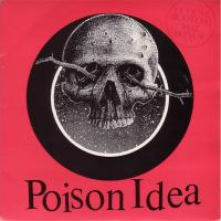 Official Bootleg de Poison Idea - Hardcore