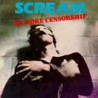 No More Censorship de Scream - Punk-Hardcore