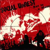 Rat In A Maze de Social Unrest - Hardcore