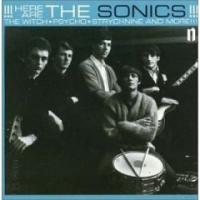 Here Are The Sonics de Sonics - Rock'n Roll / Rockabilly