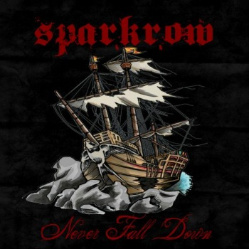 Never Fall Down de Sparkrow - Punk-Hardcore