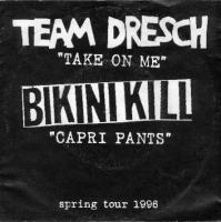European Tour Single 1996 - Compiltation/Split