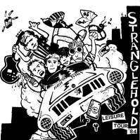 Leisure Tour '84 de Stranglehold - Punk-Rock