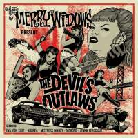 The Devil's Outlaws de Thee Merry Widows - Psychobilly