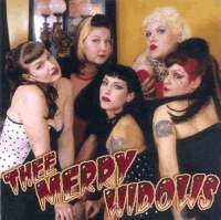 Thee Merry Widows de Thee Merry Widows - Psychobilly