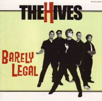 Barely Legal de The Hives - Garage