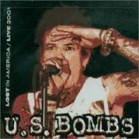 Lost in America: Live 2001 de Us bombs - Punk-Rock