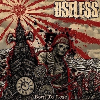 Born to lose de Useless - Punk-Hardcore