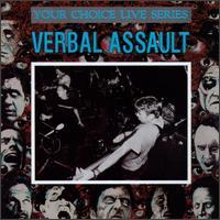 Your Choice Live Series de Verbal Assault - Punk-Hardcore