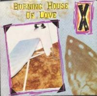 Burning House Of Love de X - Punk-Rock