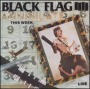 Annihilate This Week de Black Flag - Punk-Hardcore