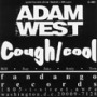Cough/Cool de Adam West - Punk-Rock