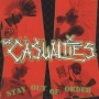 Stay Out Of Order de Casualties - Street Punk / Oï