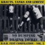 Krauts,Yanks, And Limeys! Vol. 2 - Compilation / Split