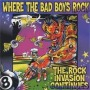 Where The Bad Boys Rock volume 2 - Compilation / Split