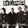 Out of the Ashes de Defiance - Street Punk / Oï