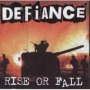 Rise or Fall de Defiance - Street Punk / Oï