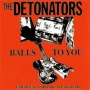 Balls To You de Detonators - Punk-Hardcore