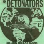 Billion Dollar Nazis de Detonators - Punk-Hardcore