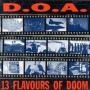 13 Flavours of Doom de D.O.A. - Punk-Hardcore