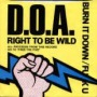 Right To Be Wild de D.O.A. - Hardcore