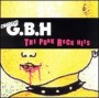 Punk Rock Hits de GBH - Punk-Rock