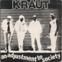 An Adjustment To Society de Kraut - Punk-Rock