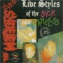 Live III - Live Styles Of The Sick And Shameless de Meteors - Psychobilly