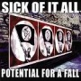 Potential For A Fall (cd single) de Sick Of It All - Hardcore