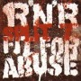 Fit for Abuse / R'n'R - Compilation / Split