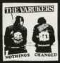 Nothing Changed de Varukers - Punk-Hardcore