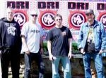 D.R.I. groupe de Hardcore de Houston, Texas, Etats-Unis